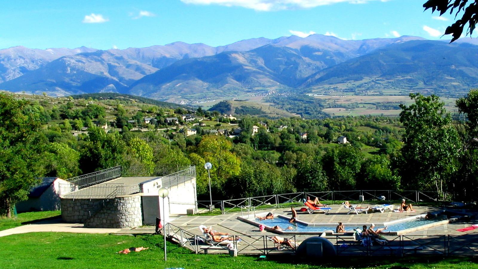 Baños Romanos Dorres:Pyrenees France Bains De Dorres
